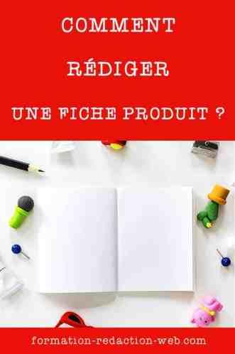 Comment rédiger une bonne fiche produit ? Conseils et explications