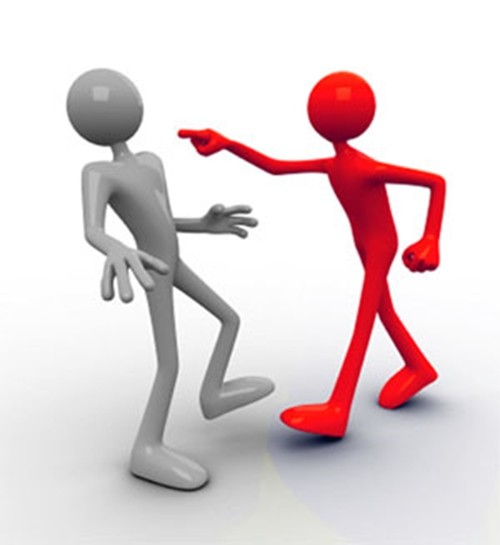 Accueil client et conflits en face-a-face