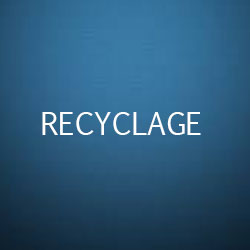 Formation Métiers du recyclage