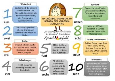 pourquoi apprendre l allemand