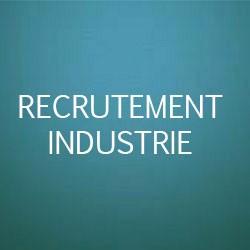 recrutement industrie