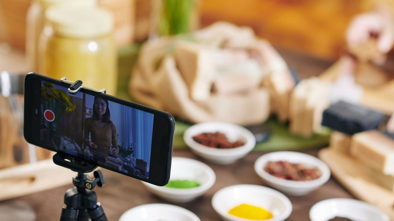 Filmer avec un smartphone