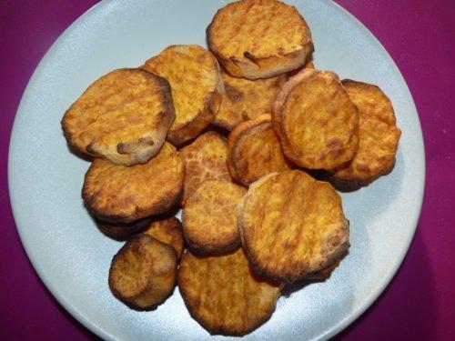 Apéritif patate douce