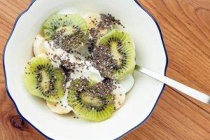 Consommer les graines de chia dans un yaourt