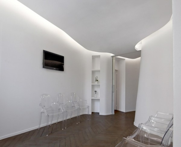 Interior Ceiling and Lighting Designs