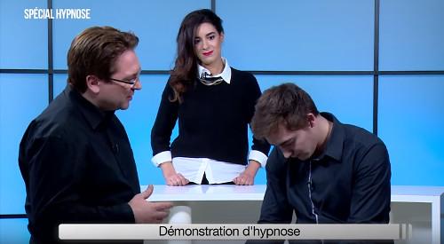 Emission TV : Spéciale Démonstration Hypnose