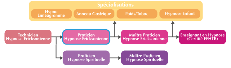 formation Praticien Hypnose Ericksonienne Lyon