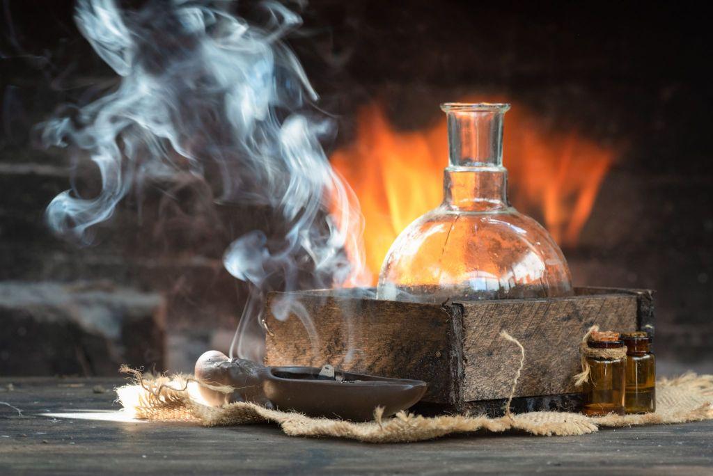 L'alchimie des huiles essentielles