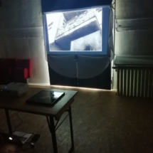 projection Susann Carmen