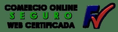 Sello de certificación comercio online seguro