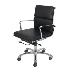 Ergonomic Chair Rental Red Office Without Wheels Embassy Executive Formdecor