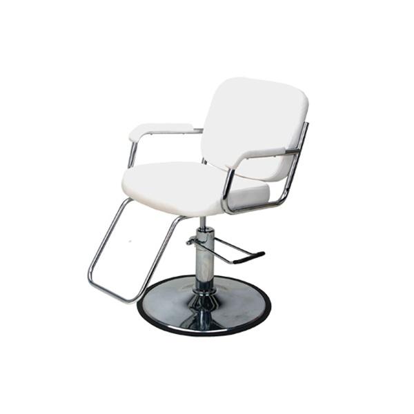 Salon Chair White  FormDecor