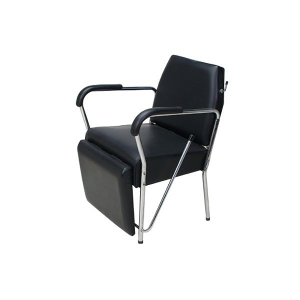 Salon Shampoo Chair Black  FormDecor