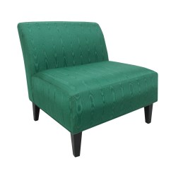 Green Lounge Chair Lower Back Support For Rentals Event Furniture Rental Formdecor