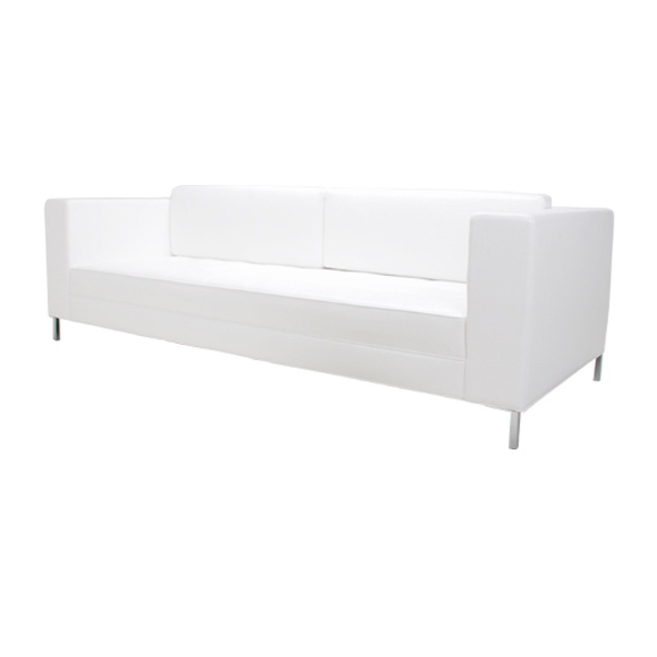 vogue chrome sofa table dwr sleeper review oculus connect | corporate event furniture rental ...