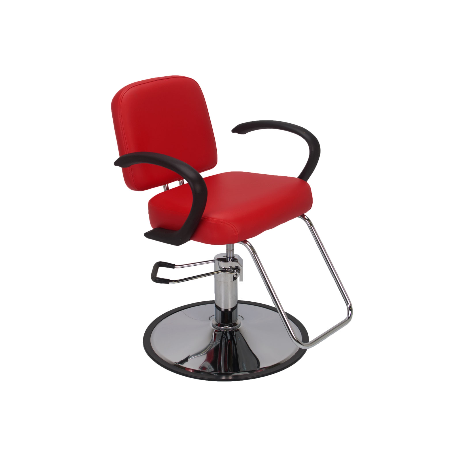 Red Salon Chairs Salon Chair Red Formdecor