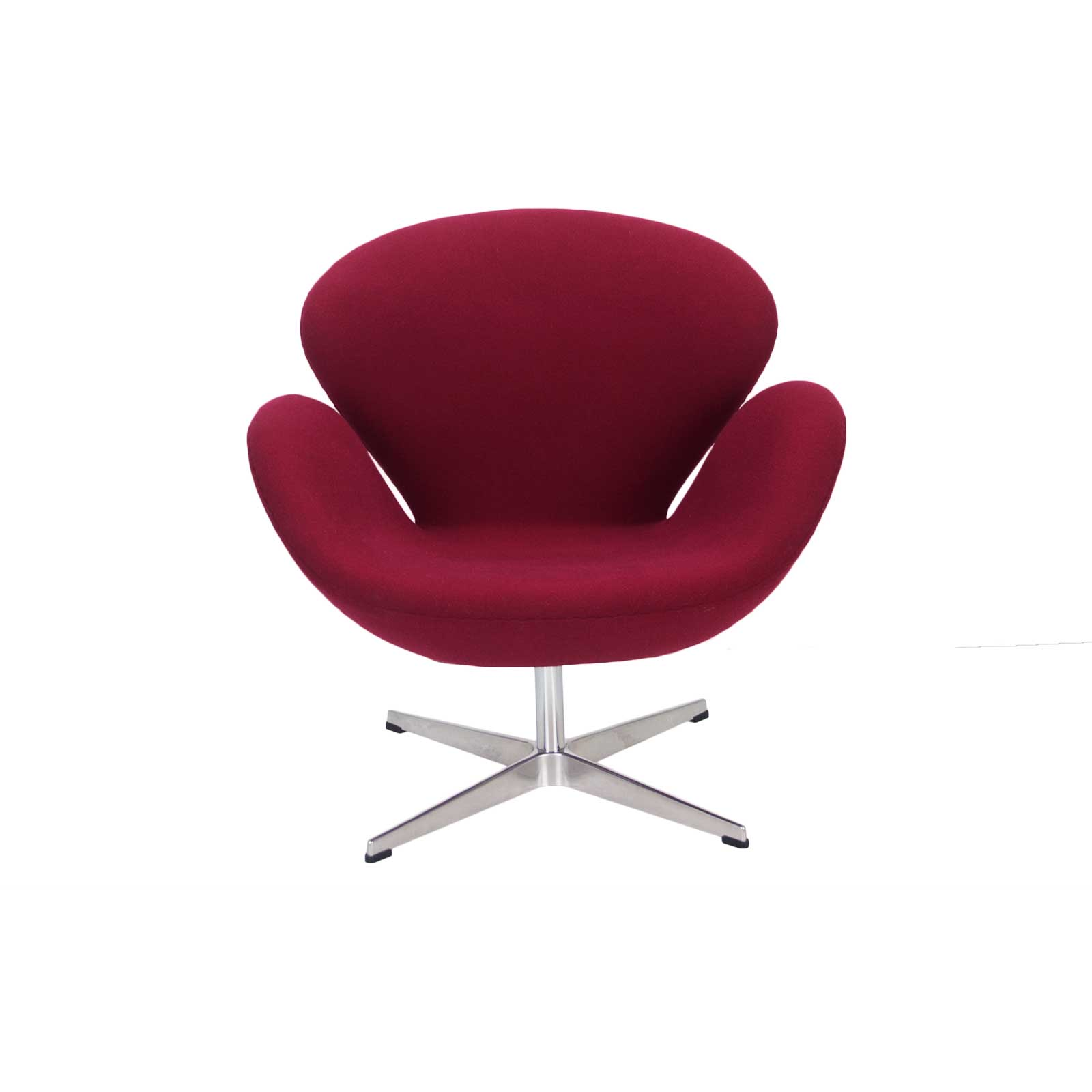 arne jacobsen swan chair used no plumbing pedicure burgundy formdecor