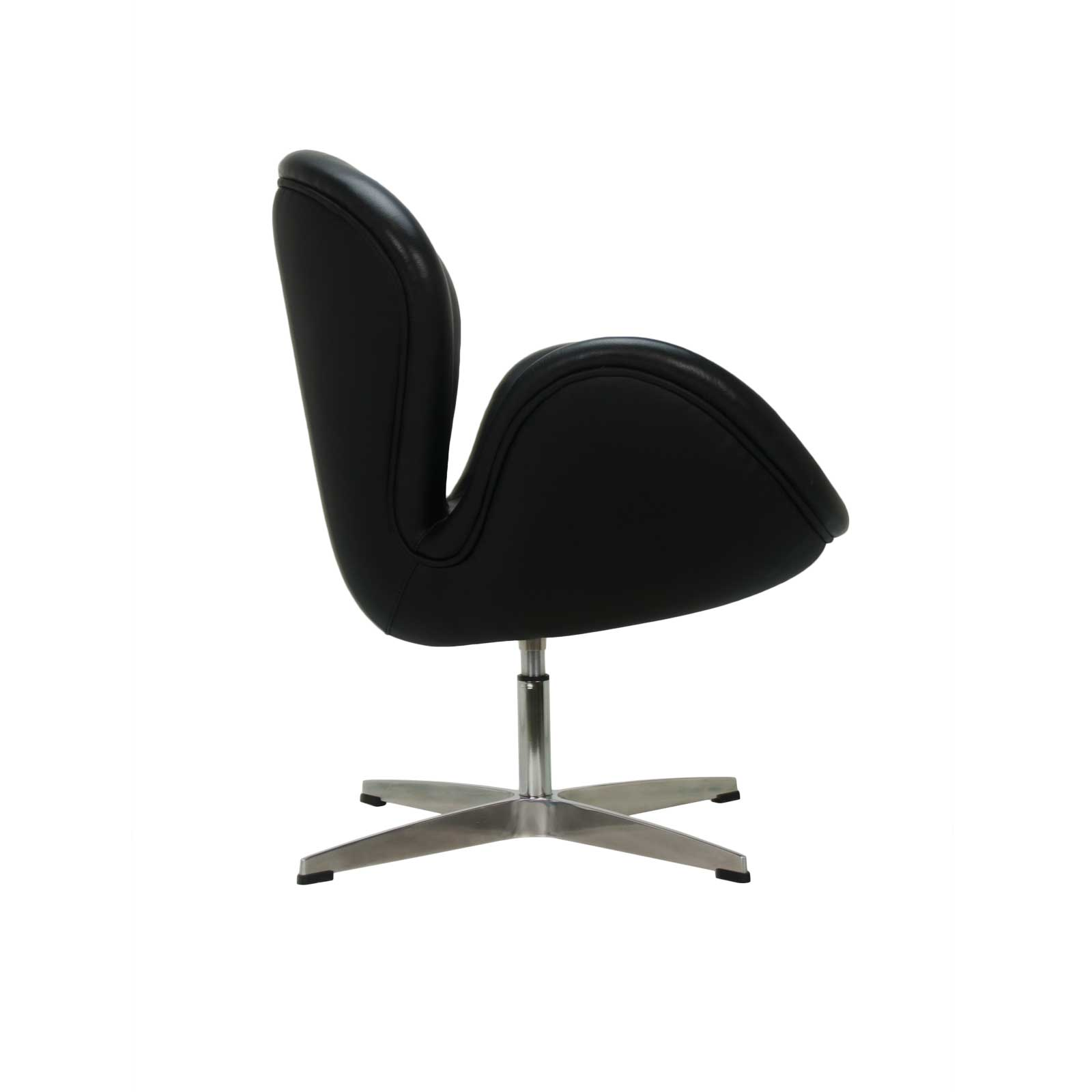 Swan Chair Arne Jacobsen Swan Chair (black) - Formdecor