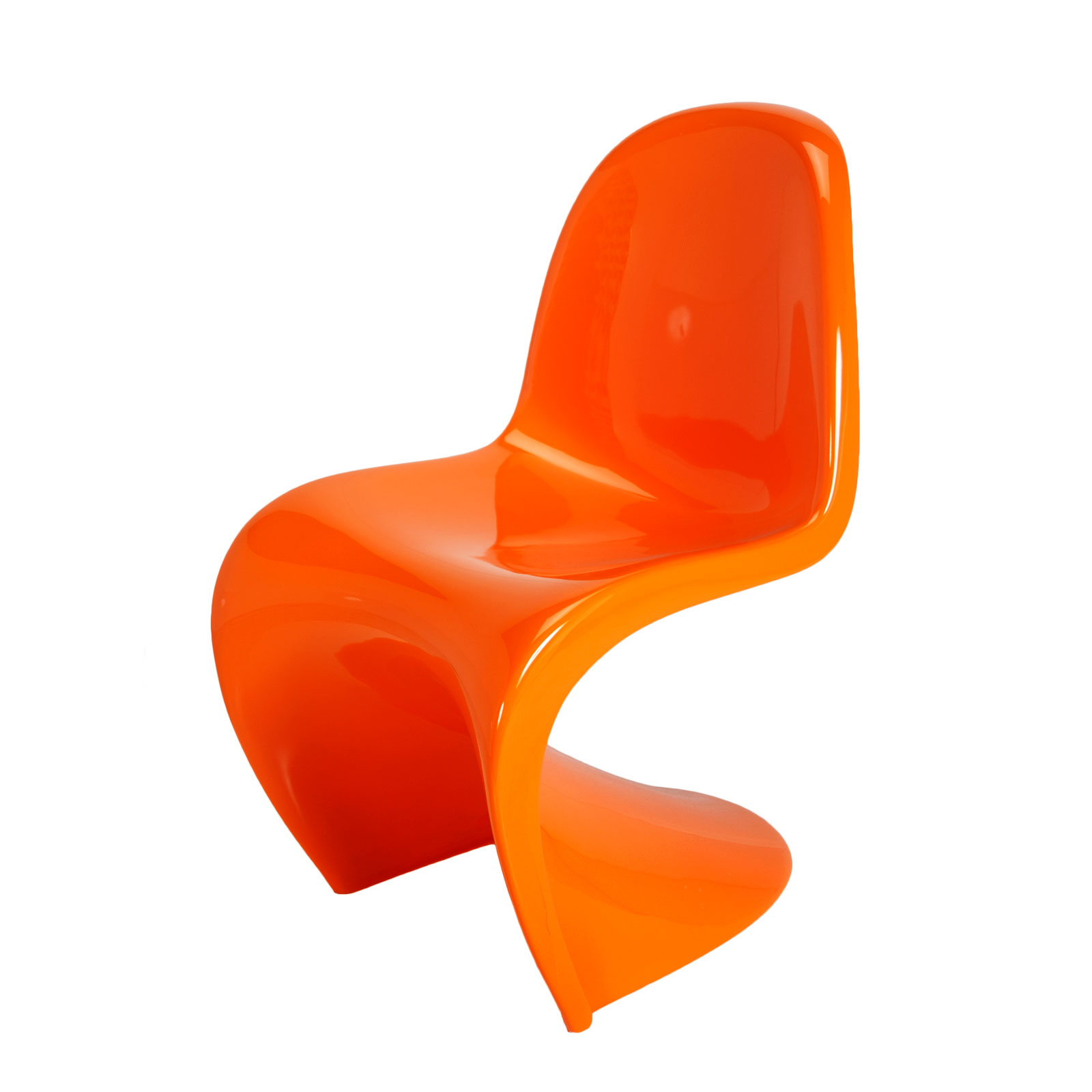 Panton Chairs Panton Chair Orange Formdecor