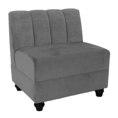 Grey Lounge Chair Best Back Support For Office Uk Rentals Event Rental Furniture Formdecor