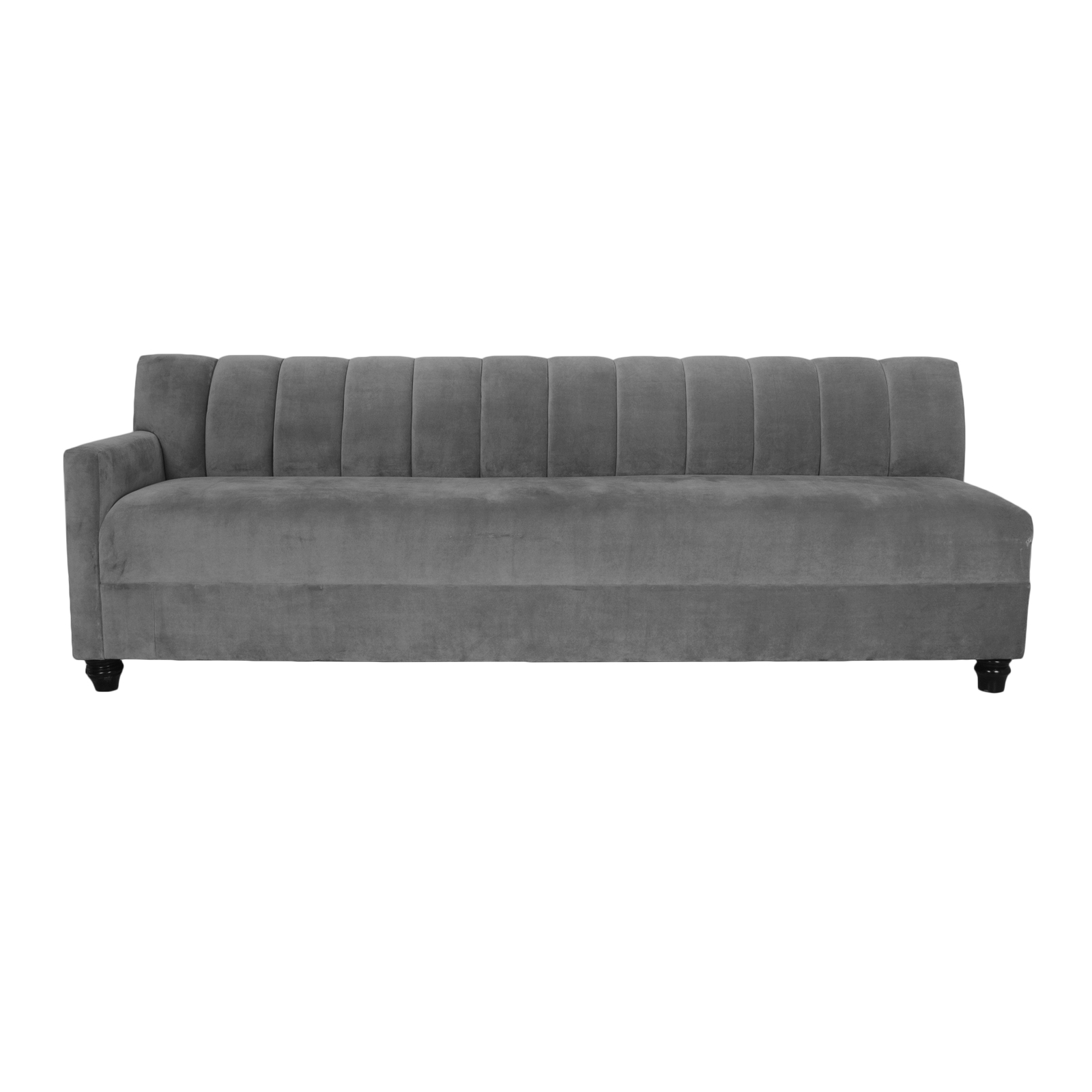 rental sofa custom slipcovers for camelback event rentals party furniture delivery