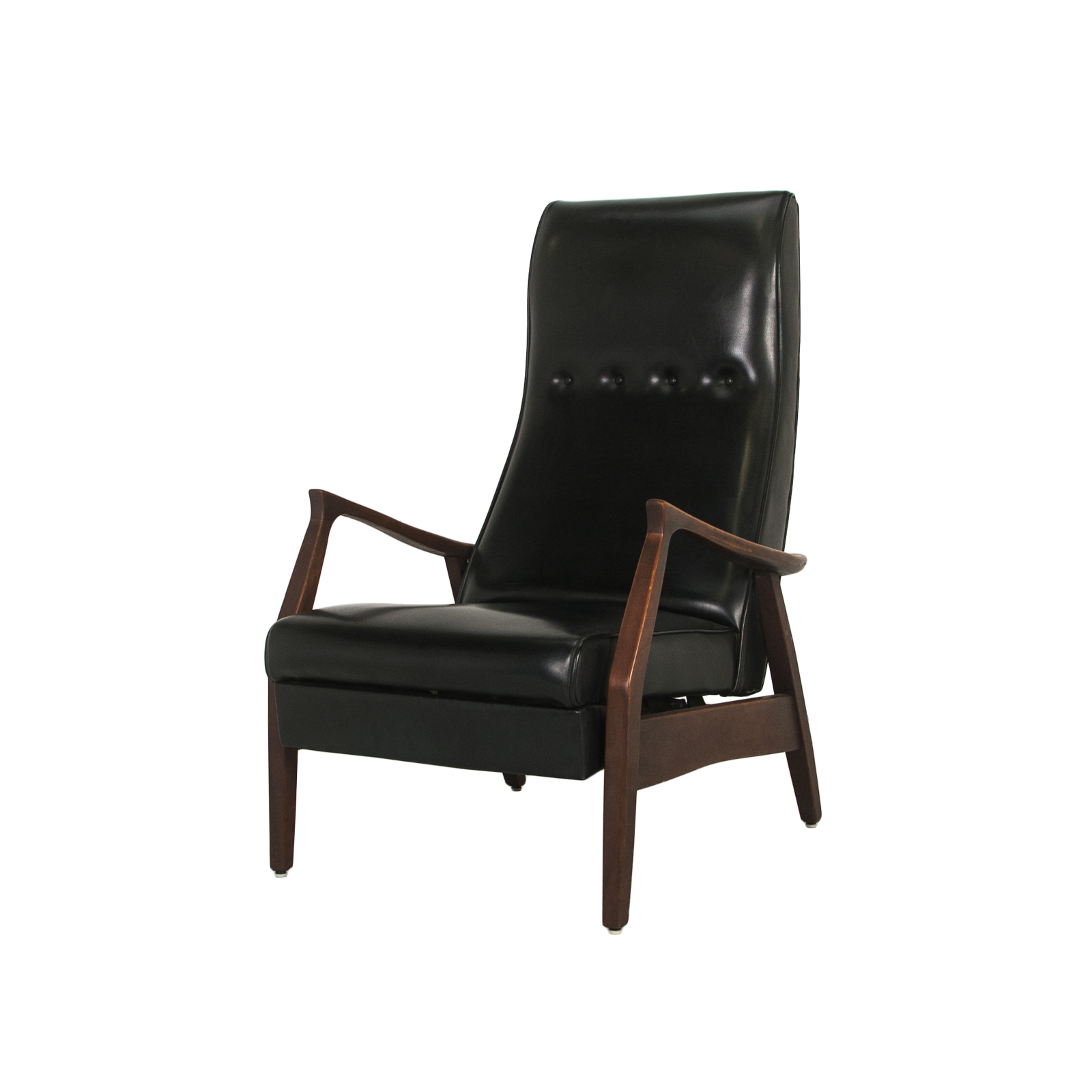 recliner chair hire hanging stand cheap rentals milo baughman design event furniture
