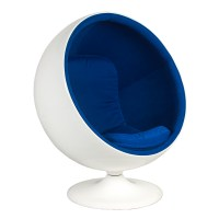 Eero Saarinen Ball Chair | www.imgkid.com - The Image Kid ...