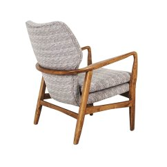 Baby Bamboo Chair Sash Alternatives Wicker Furniture Nj Vintage Matching Art Deco
