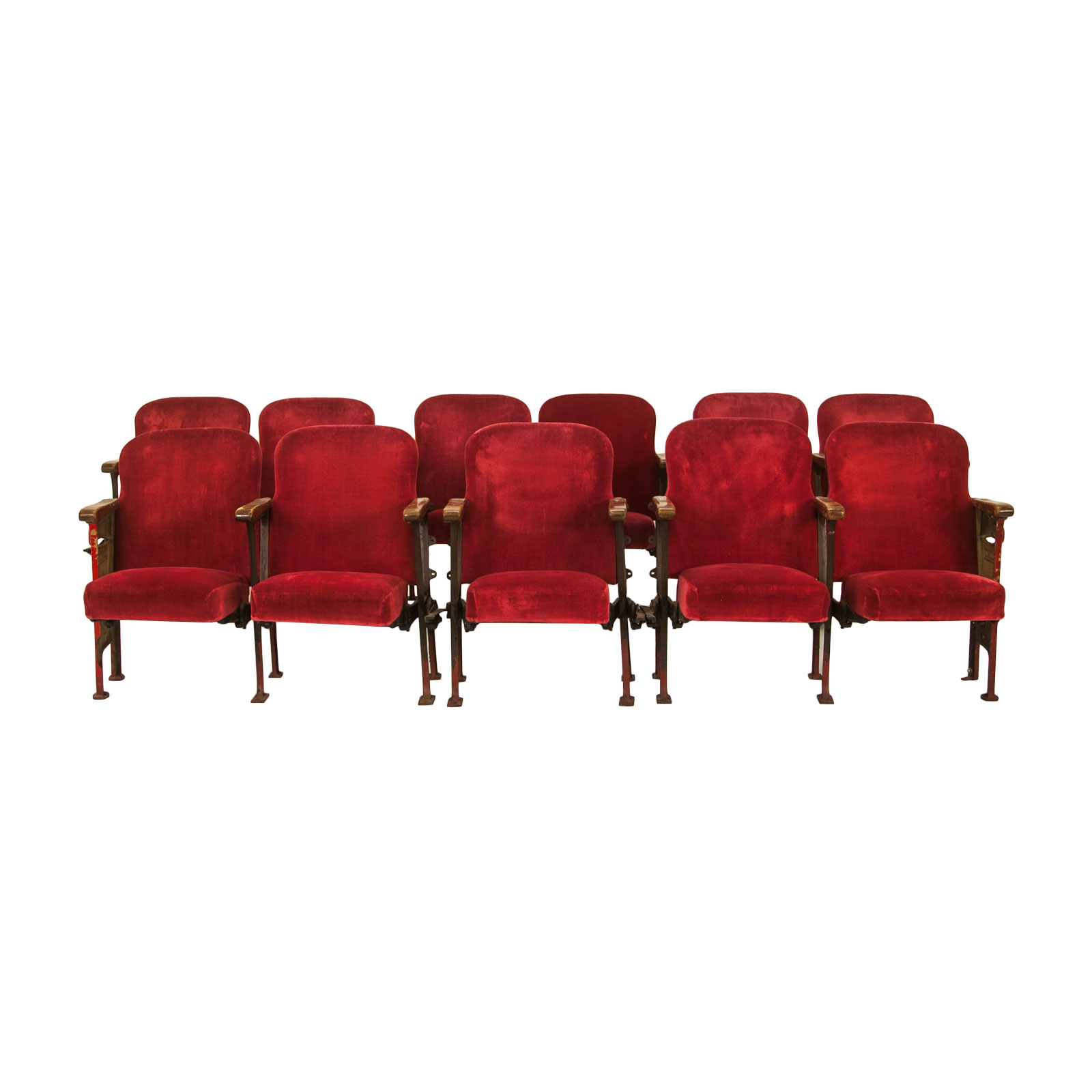 2 seat theater chairs alba slat back dining chair theatre rental event furniture rentals delivery