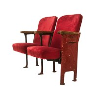 Antique Theater Chairs | Best 2000+ Antique decor ideas