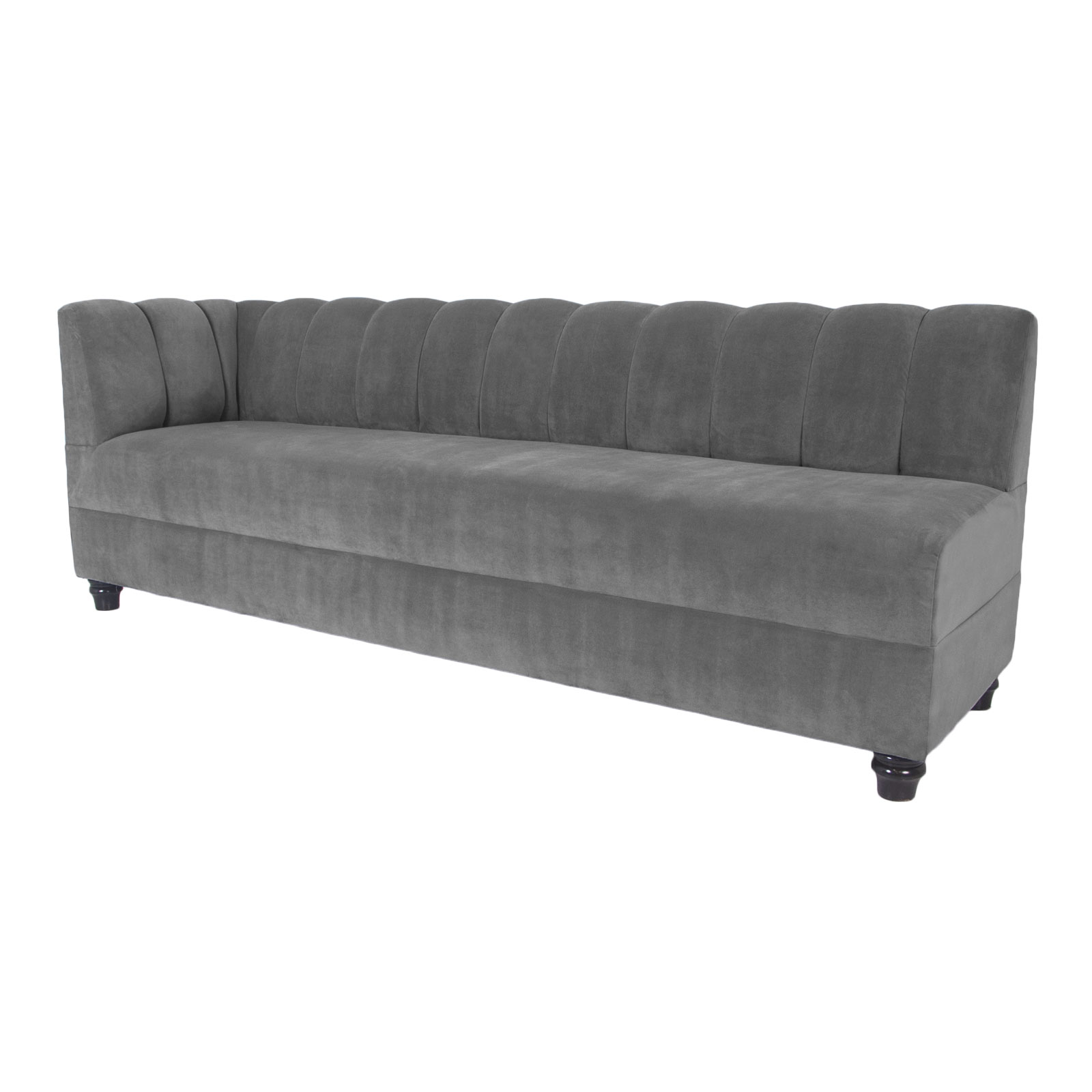 rental sofa sleeper small room modular rentals event delivery