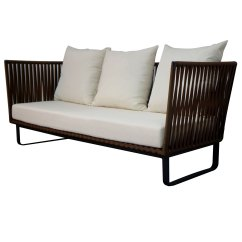 Outdoor Sofa Furniture 2 Chaise Rentals Event Rental Delivery