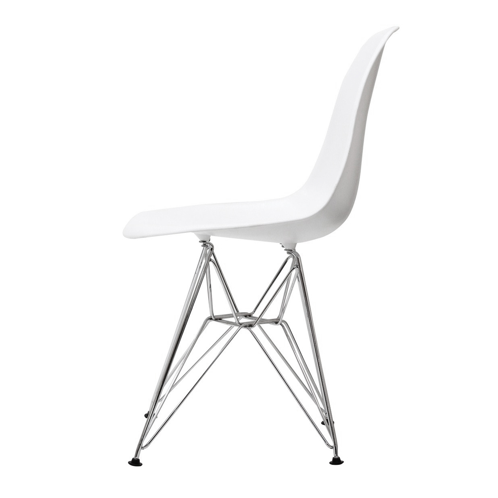 white chair rentals spandex covers for folding chairs eames side event furniture rental