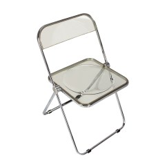 Folding Chairs For Rent Most Comfortable Chair Giancarlo Piretti Plia Rentals Furniture