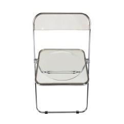 Folding Chairs For Rent Pink Princess Throne Chair Giancarlo Piretti Plia Rentals Furniture