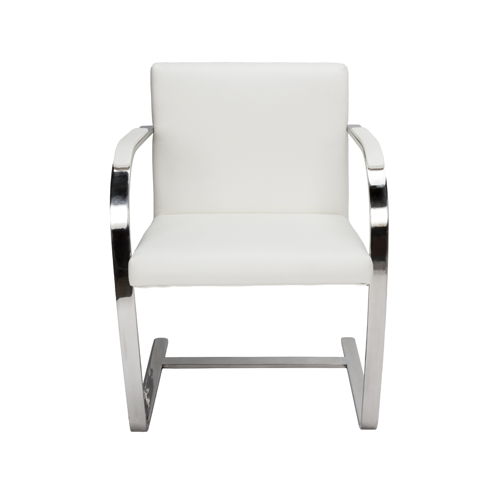 white chair rentals gym deluxe brno mies van der rohe delivery formdecor