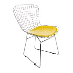 Bertoia Side Chair Kid Desk And Set Rentals Chrome Event Furniture Rental