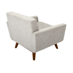 Grey Lounge Chair Outdoor Chairs Clearance Danish Rentals Event Furniture Rental
