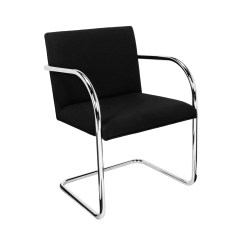 Chair For Rent Leather Smoking Brno Tubular Formdecor Furniture Rental