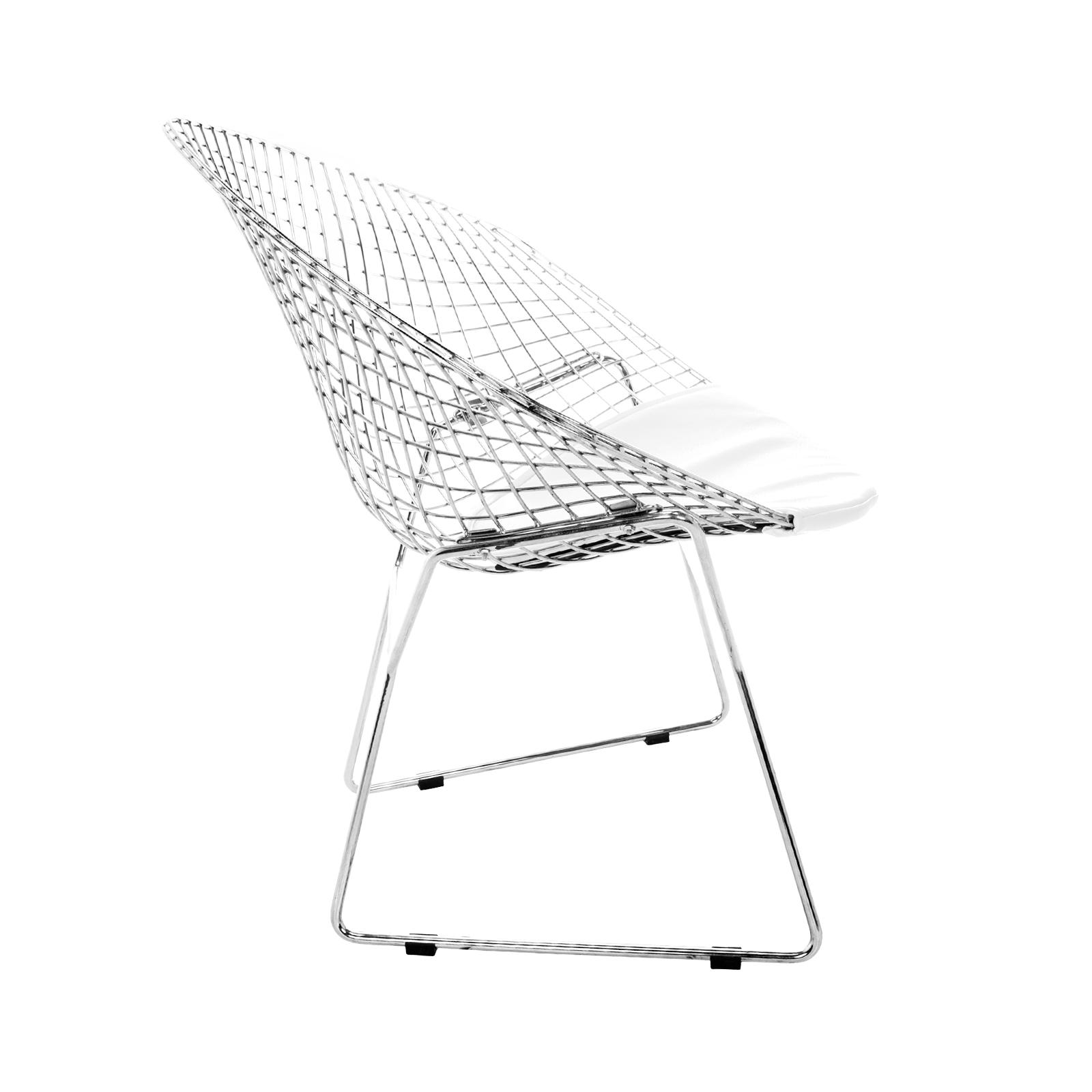 diamond chair replica best massage pad bertoia rentals event furniture rental