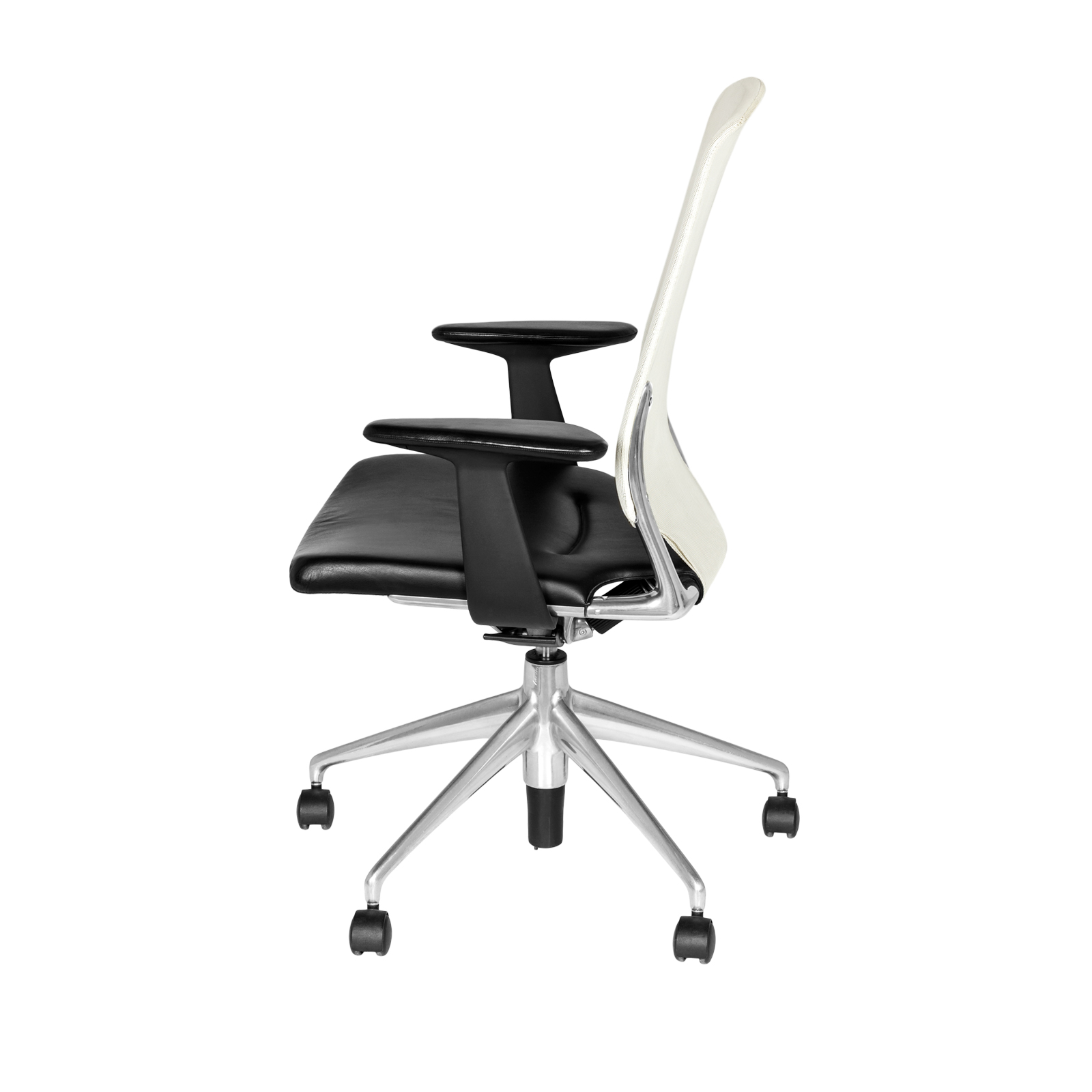 ergonomic chair rental office footrest vitra meda trade show furniture