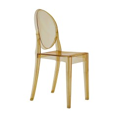 Ghost Chair Rental Bamboo Circle Cushion Victoria Bronze Event Trade Show Furniture Formdecor
