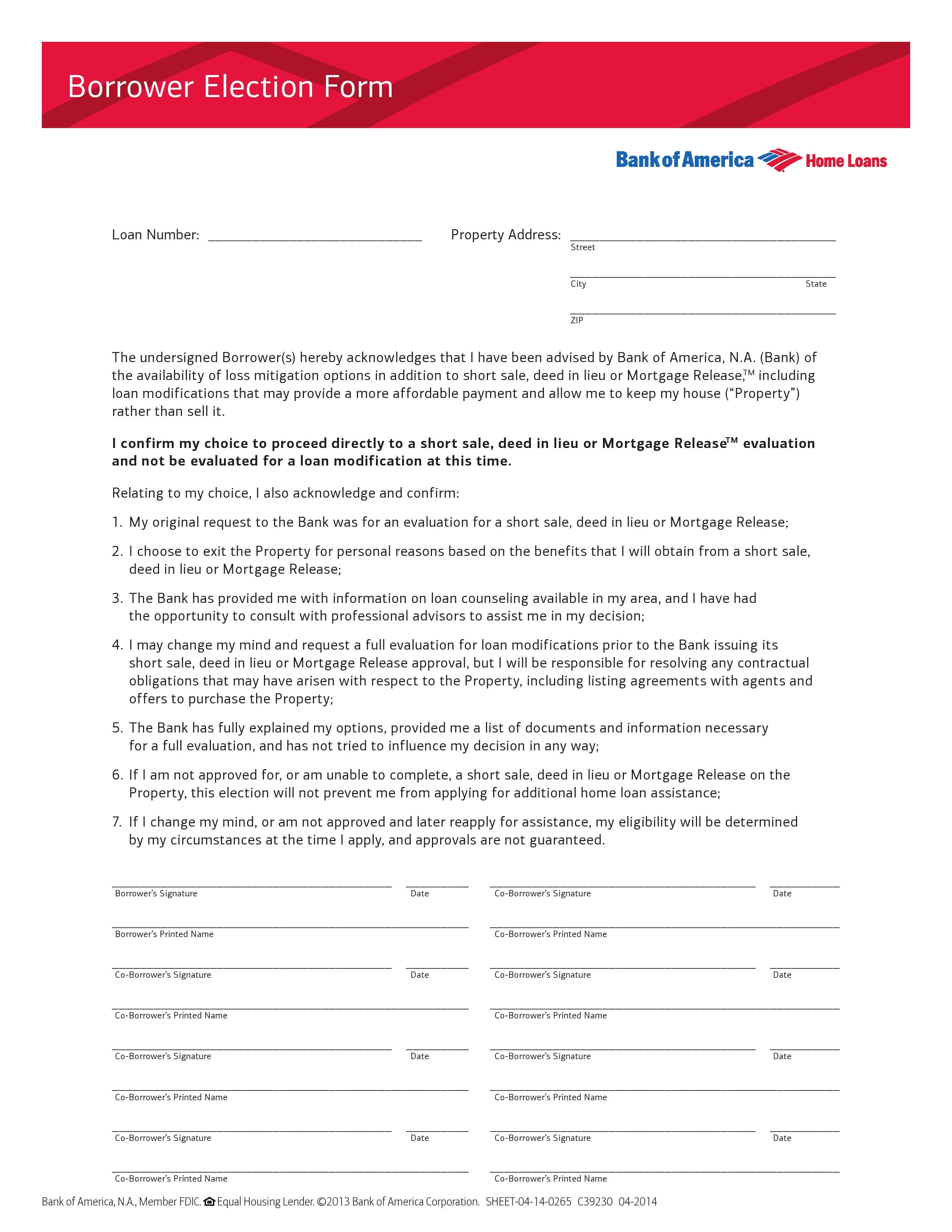 Satisfaction Of Mortgage Form Free – Free Printable Documents