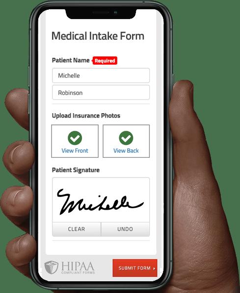 Medical Intake Form Template