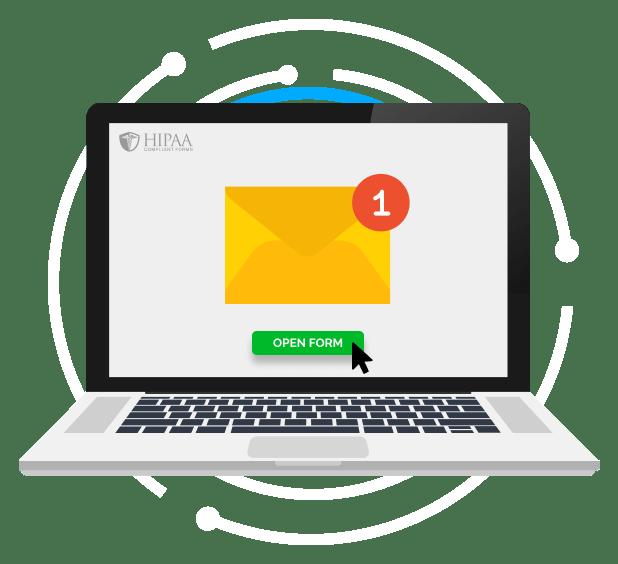HIPAA Compliant Email Invitations