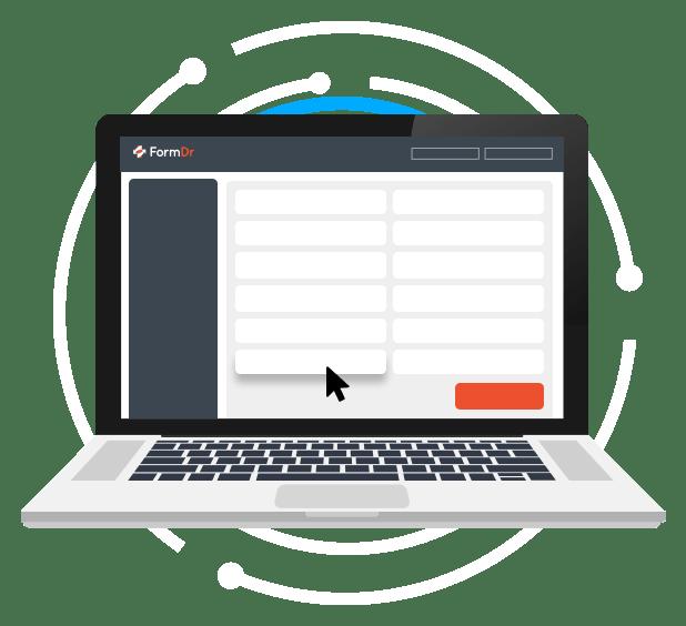 HIPAA Compliant Form Builder Header
