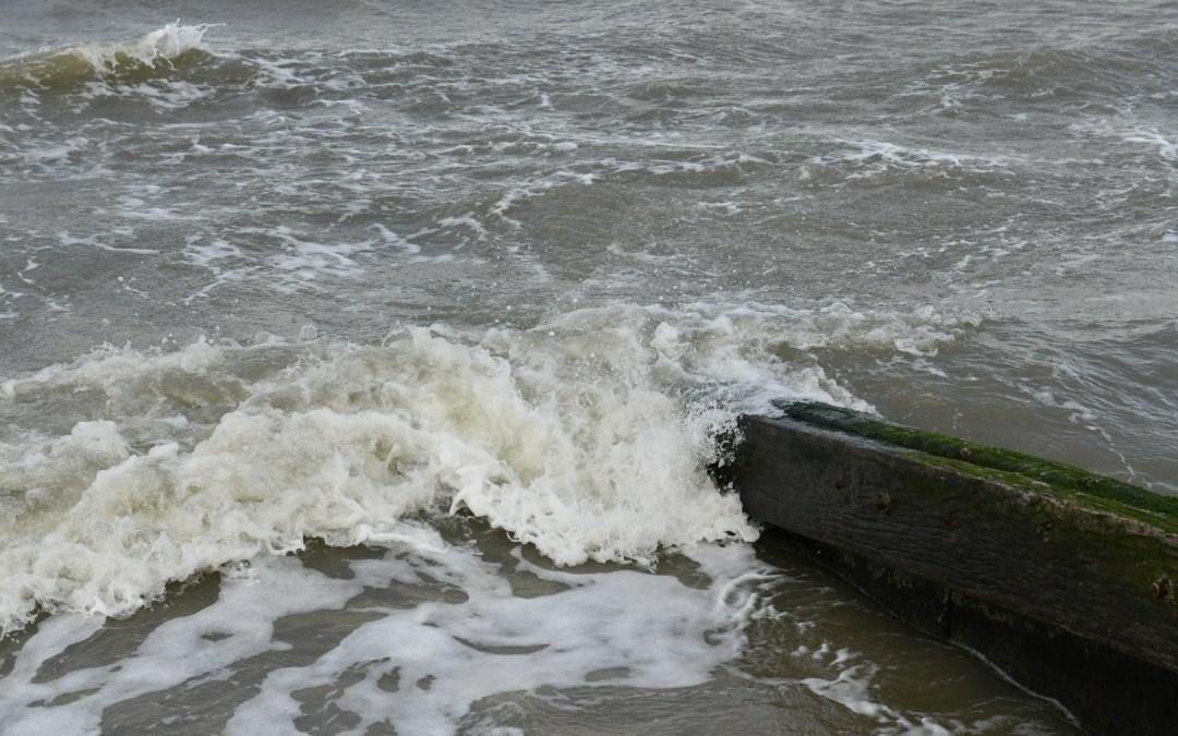 La marée : «Bonjour Monsieur, est-ce qu'il y a assez d'eau pour se baigner ?»
