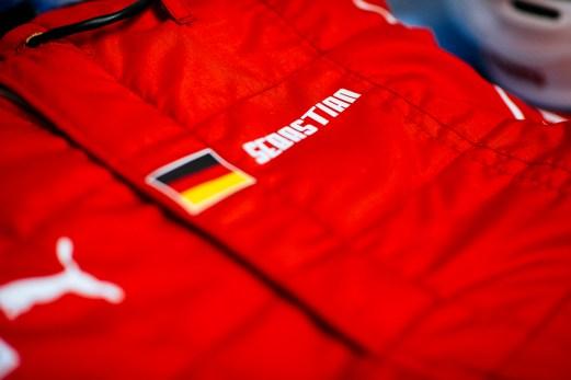 Vettel - Ferrari Overall