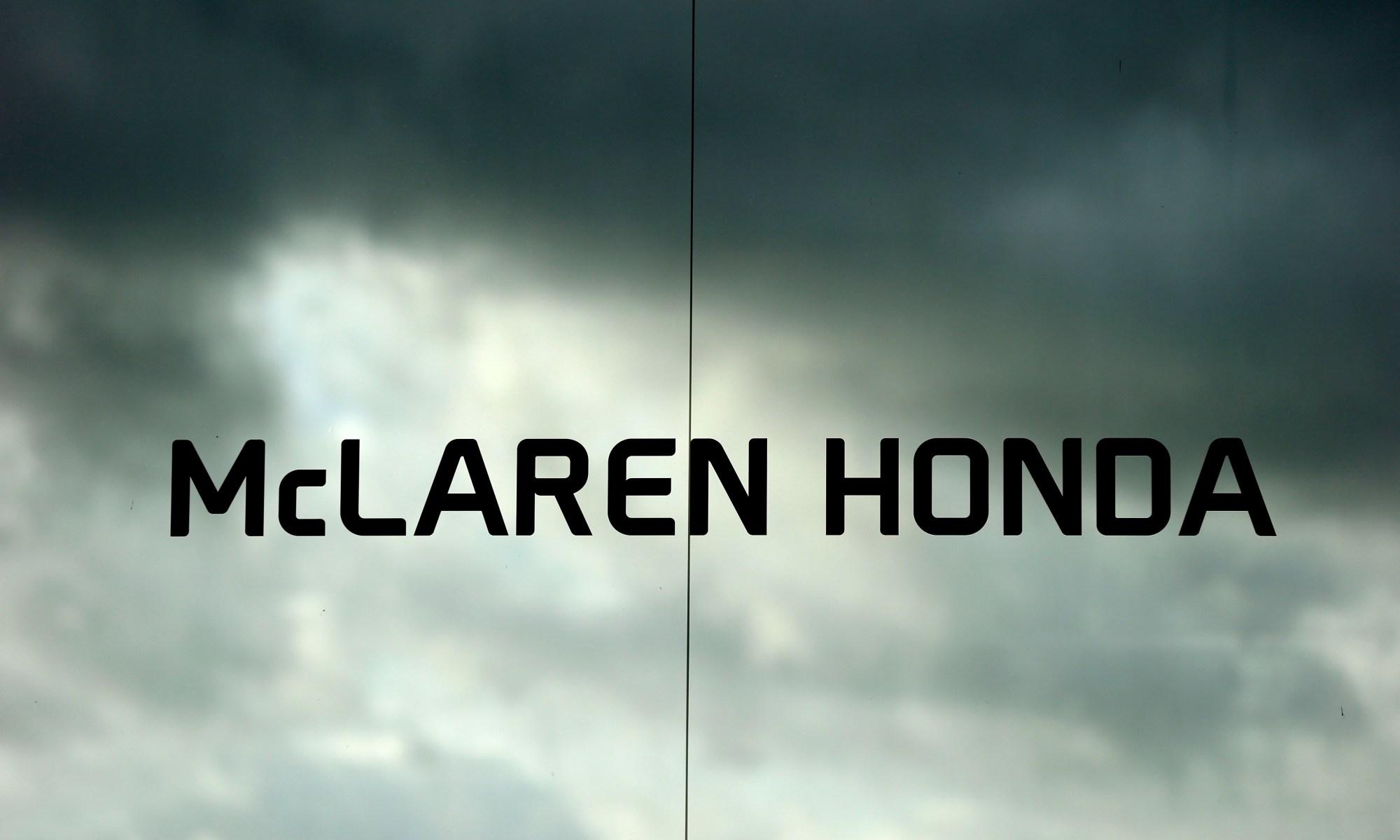 McLaren Honda New Era