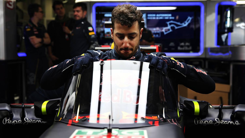 Red Bull AeroScreen